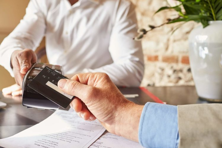 Trend for contactless payments
